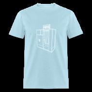 T-Shirts ~ Men's T-Shirt ~ Photobooth.net Men's Lightweight T-Shirt