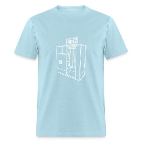 Photobooth.net Men's Lightweight T-Shirt - Men's T-Shirt