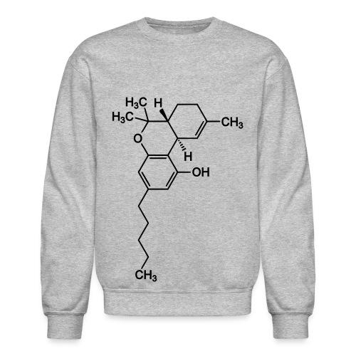 Tetrahydrocannabinol Crew - Crewneck Sweatshirt