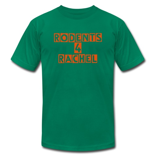Rodents 4 Rachel - Men's Fine Jersey T-Shirt