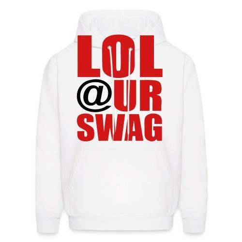 Jacket - LOL @ UR SWAG - Men's Hoodie