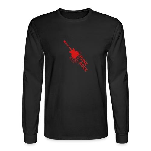 Punk Rock! - Men's Long Sleeve T-Shirt
