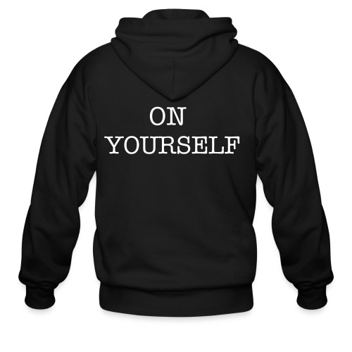 Reflect sweater - Men's Zip Hoodie