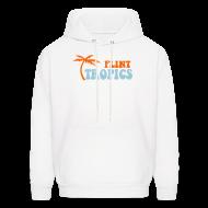 Hoodies ~ Men's Hoodie ~ FLINT TROPICS Netbook Sleeve