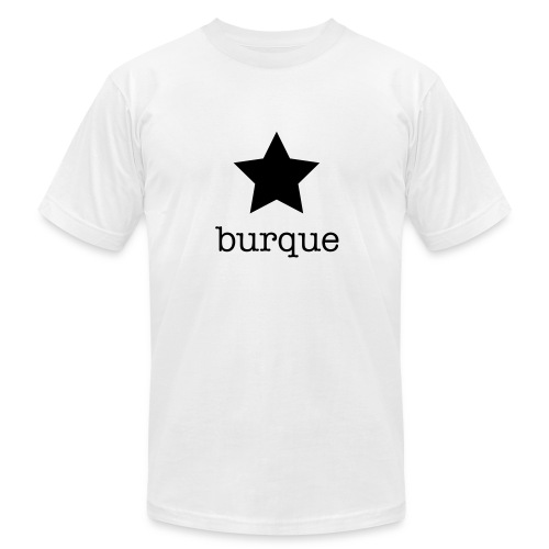 Burque Star - Men's T-Shirt by American Apparel