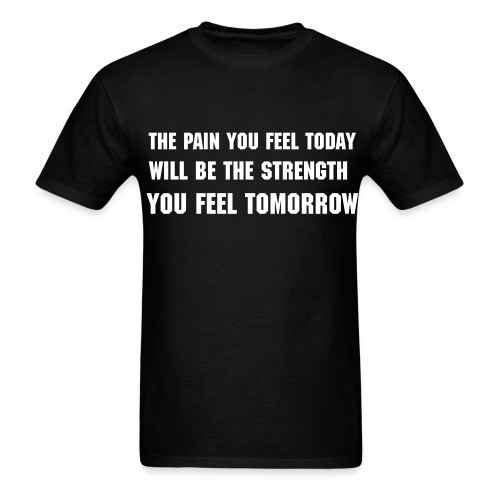 The Strength - Men's T-Shirt