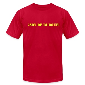 Soy de Burque Original - Men's Fine Jersey T-Shirt