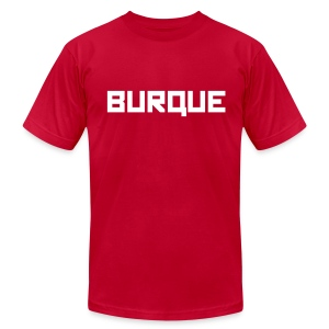Burque - Red - Men's T-Shirt by American Apparel