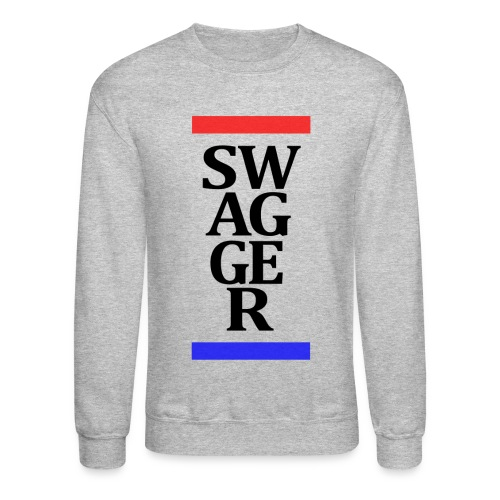 Swagger Stripes - Crewneck Sweatshirt