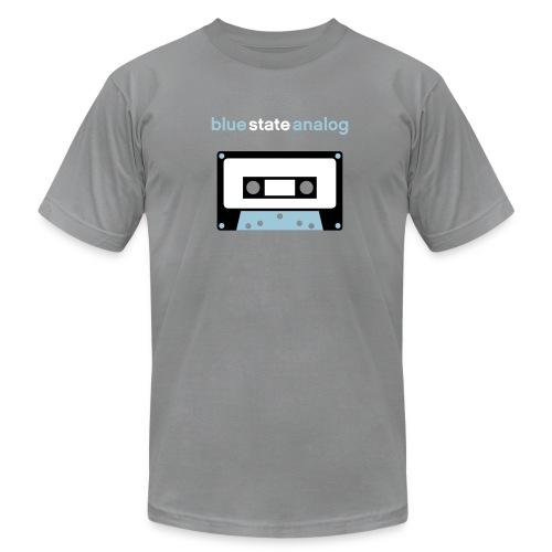 Blue State Analog - Men's  Jersey T-Shirt