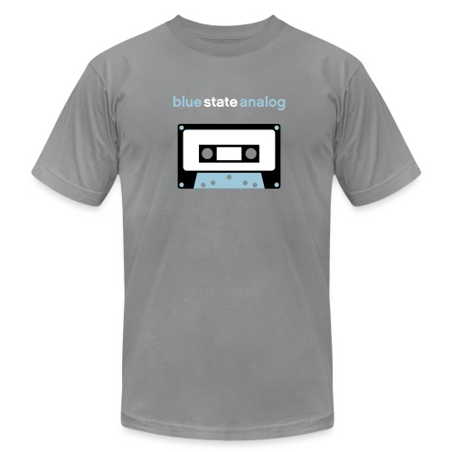 Blue State Analog - Men's Jersey T-Shirt