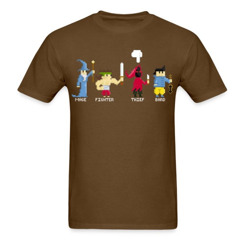 Character Select - Men's T-Shirt
