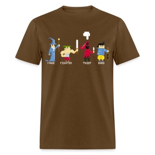 Character Select - Men's T-Shirt