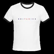 T-Shirts ~ Men's Ringer T-Shirt ~ Iceberg (MEN'S)