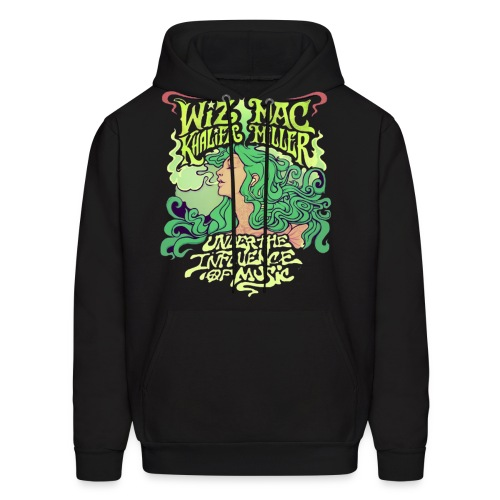 Wiz Khalifa and Mac Miller Under the Influence of Music Hoodie - Men's Hoodie