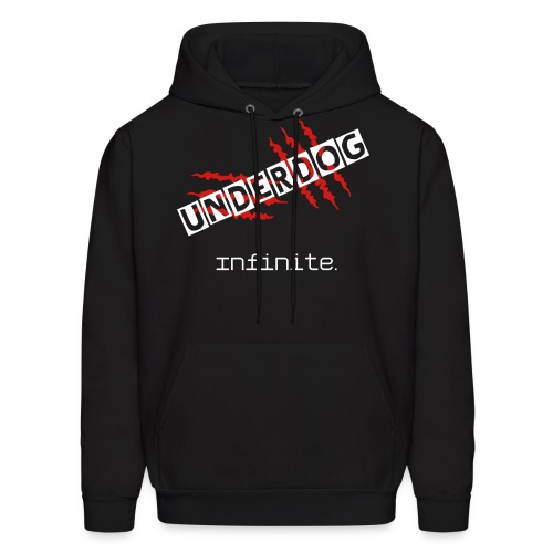 Rise of the Underdog - Men's Hoodie