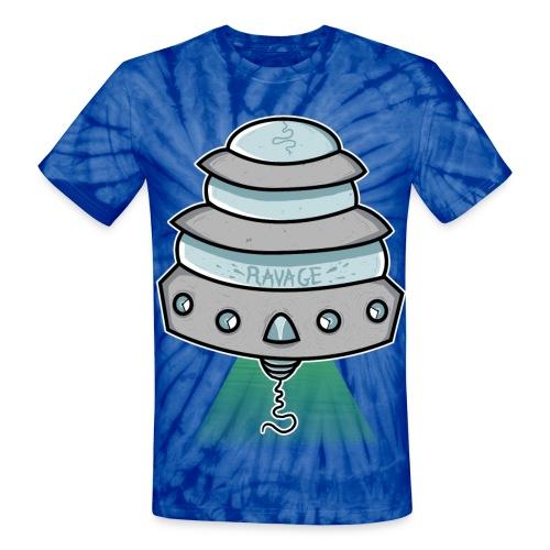 Invasion Tee  - Unisex Tie Dye T-Shirt