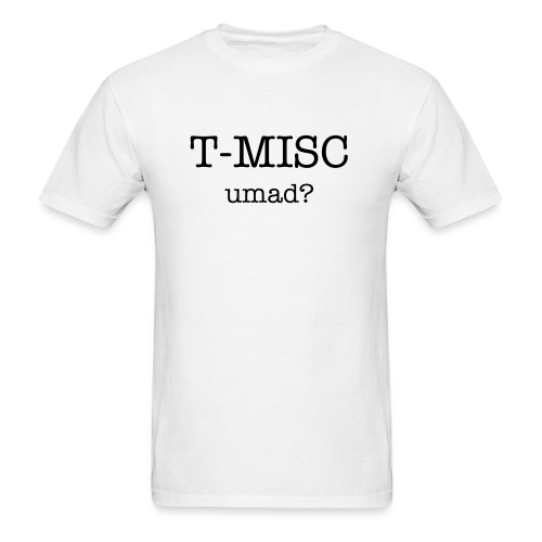 T-Misc Basic T-Shirt - Men's T-Shirt