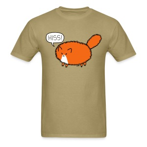 Puffy Angry Ginger - Men's T-Shirt