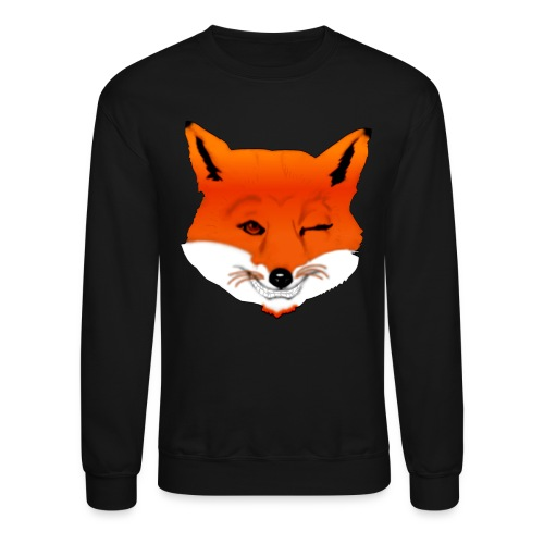 Fox ;) Crewneck - Crewneck Sweatshirt