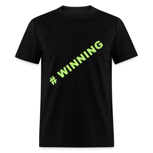 winning - Men's T-Shirt
