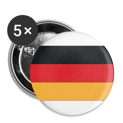 Germany. - Large Buttons