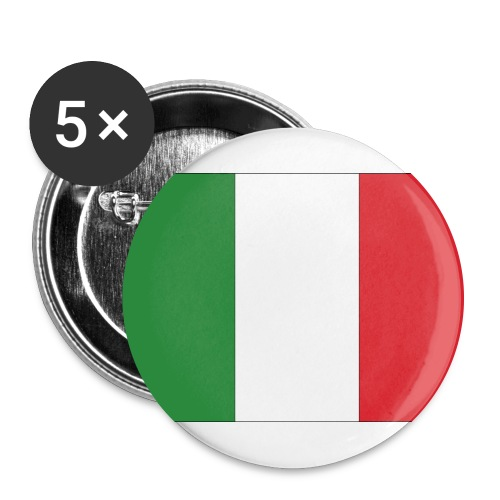 Italy. - Large Buttons