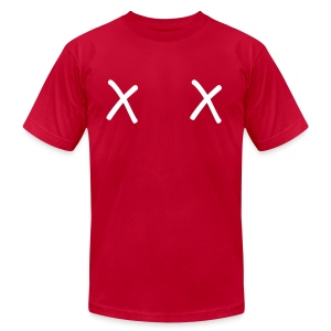 x Saint Louis x designed by Alexandro's Casa - Men's T-Shirt by American Apparel