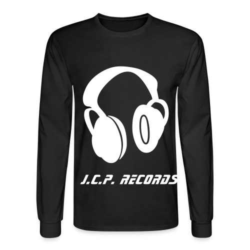 JCP records - Men's Long Sleeve T-Shirt