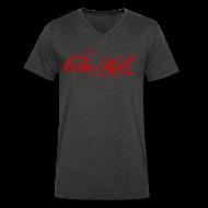 T-Shirts ~ Men's V-Neck T-Shirt by Canvas ~ Cobo Hall