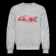 Long Sleeve Shirts ~ Crewneck Sweatshirt ~ Cobo Hall