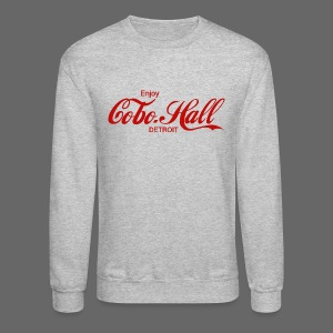 Cobo Hall - Crewneck Sweatshirt