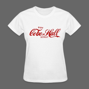 Cobo Hall - Women's T-Shirt