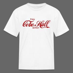 Cobo Hall - Kids' T-Shirt