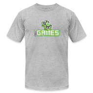 T-Shirts ~ Men's T-Shirt by American Apparel ~ Rev3 Games