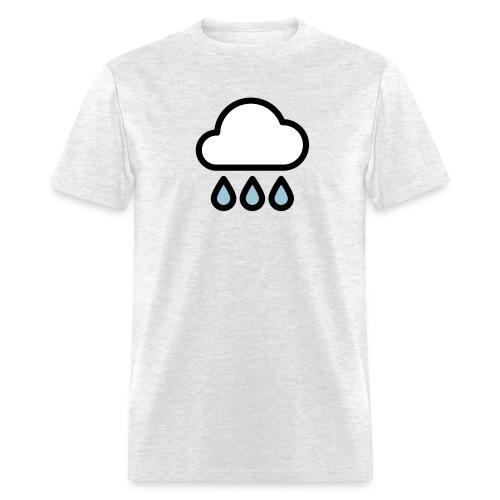 Rain cloud - Men's T-Shirt
