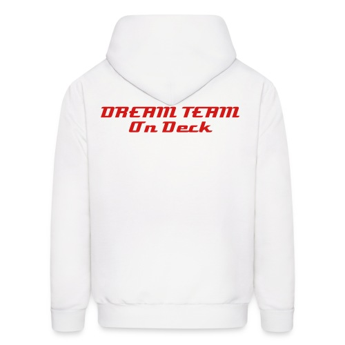 Dream team (Red star) - Men's Hoodie