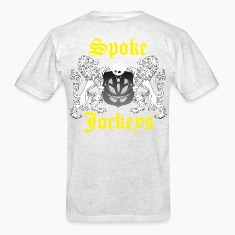 Spoke Jockey Crest back