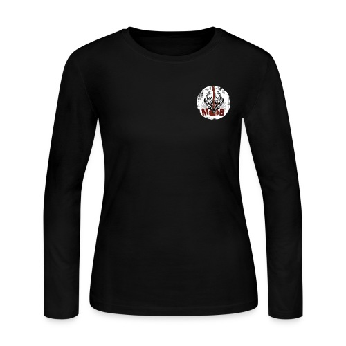 Women's MBB Long Sleeve Shirt  - Women's Long Sleeve Jersey T-Shirt