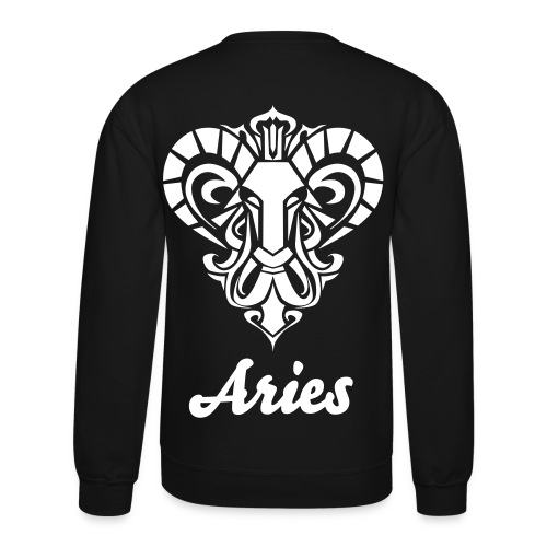 Aries appreciation - Crewneck Sweatshirt