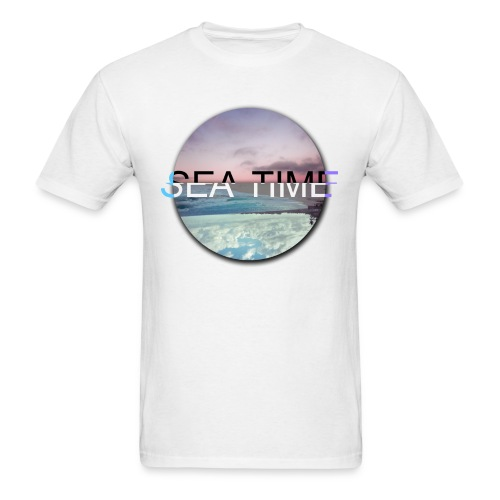 Sea Time 'Circle of Fun' - Men's T-Shirt