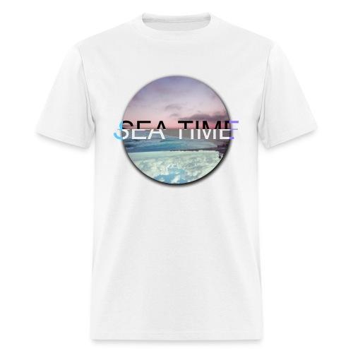 Sea Time 'Circle of Fun' - Men's T-Shirt