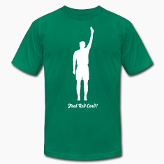 Soccer Referee Silhouette 01 T-Shirts
