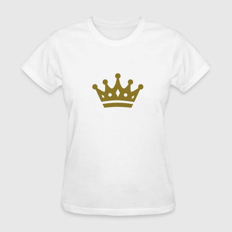 Crown Women's T-Shirts - Women's T-Shirt
