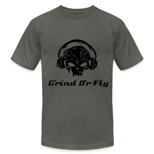 Grind Or Fly - Men's  Jersey T-Shirt