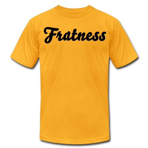 Fratness Tee - Men's Fine Jersey T-Shirt
