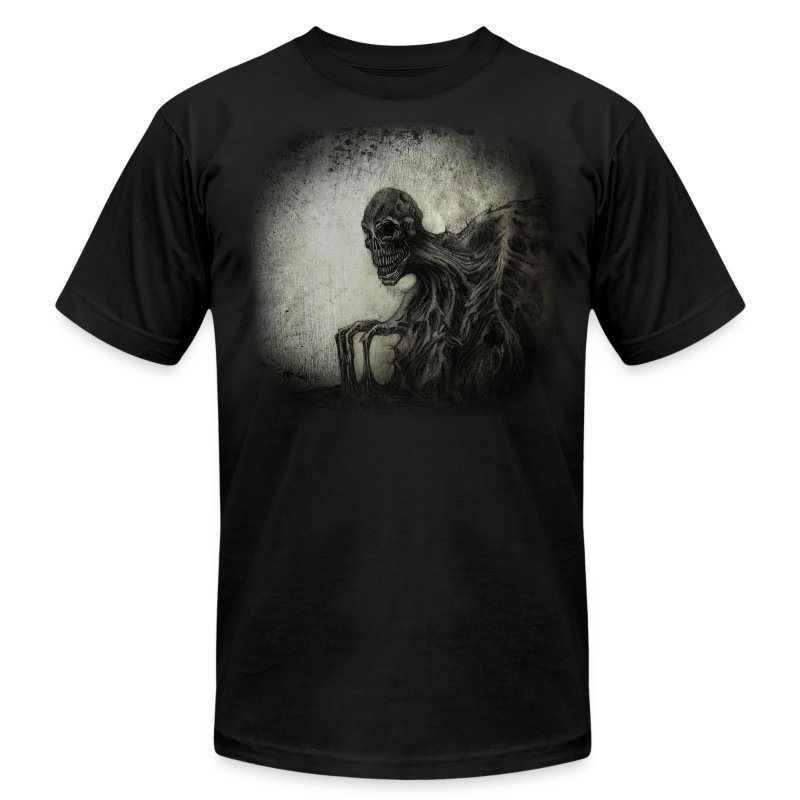 Demon Waking - Men's T-Shirt by American Apparel