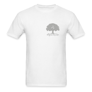 T-Shirts ~ Men's T-Shirt ~ IkigaiWay Silver (Mens)