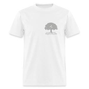 IkigaiWay Silver (Mens) - Men's T-Shirt
