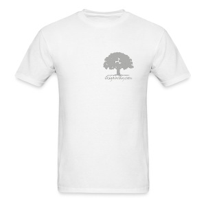 IkigaiWay Silver (Mens) - Men's T-Shirt